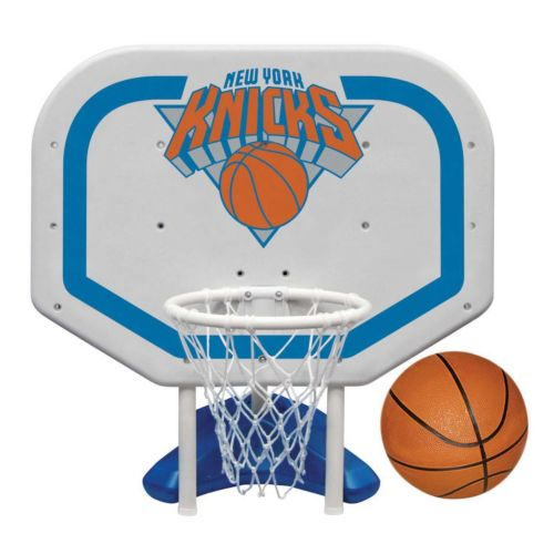 Poolmaster New York Knicks NBA Pro Rebounder Poolside Basketball Game