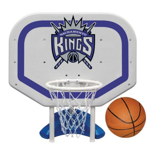 Poolmaster Sacramento Kings NBA Pro Rebounder Poolside Basketball Game