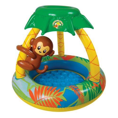 Poolmaster 2-piece Go Bananas Monkey Pool Set