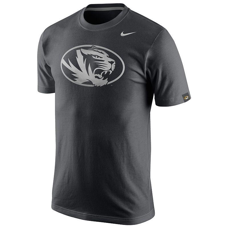 Men's Nike Missouri Tigers Platinum Tri-Blend Tee