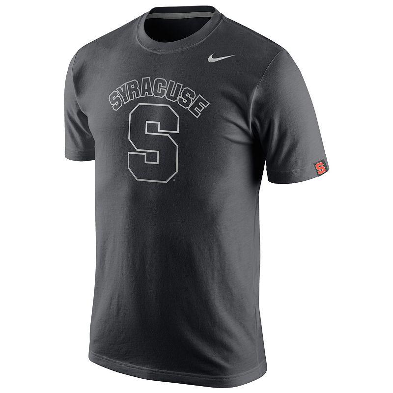 Men's Nike Syracuse Orange Platinum Tri-Blend Tee