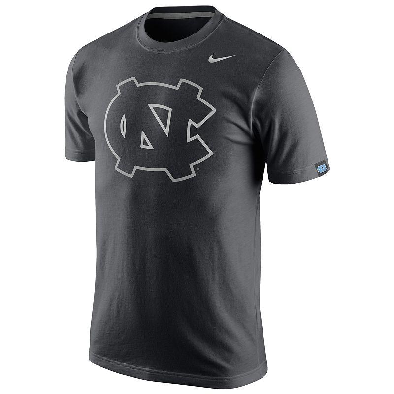 Men's Nike North Carolina Tar Heels Platinum Tri-Blend Tee