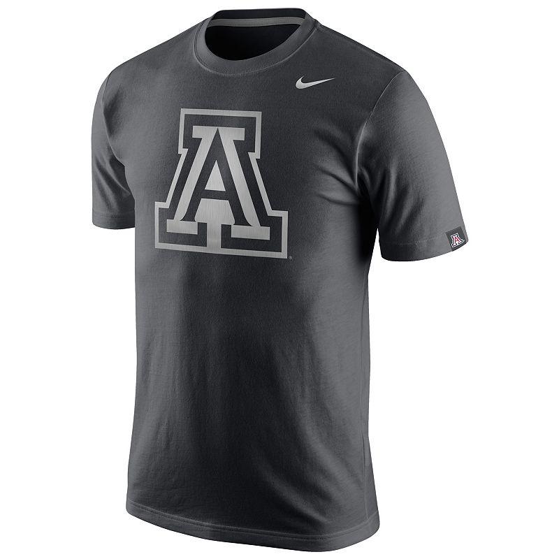Men's Nike Arizona Wildcats Platinum Tri-Blend Tee