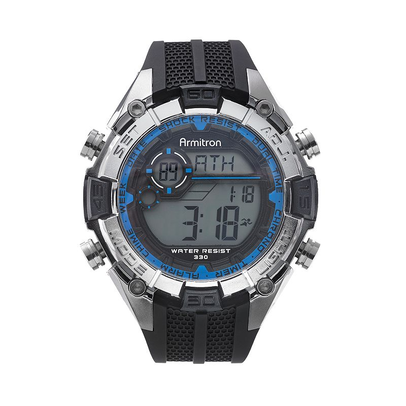 Armitron Men's Digital Chronograph Watch - 40/8300BLU