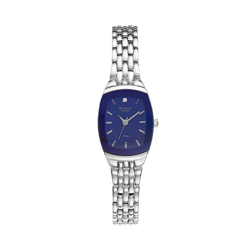 Armitron Women's NOW Diamond Watch - 75/5195BLSV