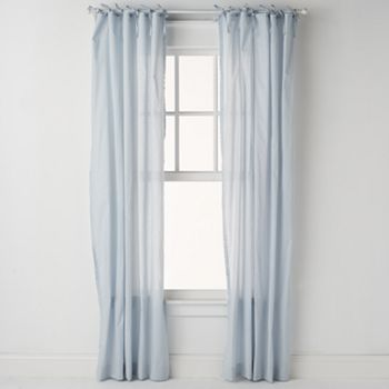 LC Lauren 42'' x 84'' Conrad Missy Curtain