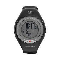 Soleus Unisex Pulse Digital Heart Rate Monitor Watch