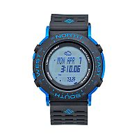 Columbia Men's Treeline Digital Chronograph Watch