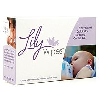 LilyPadz LilyWipes Silicone Cleansing Wipes