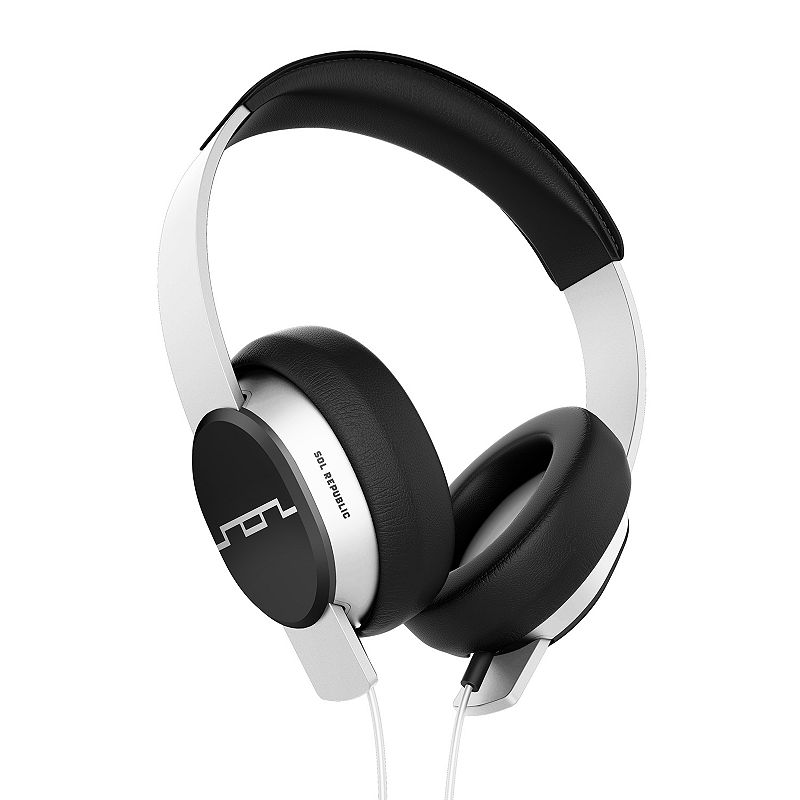 SOL REPUBLIC Master Tracks 3-Button Over-Ear Headphones
