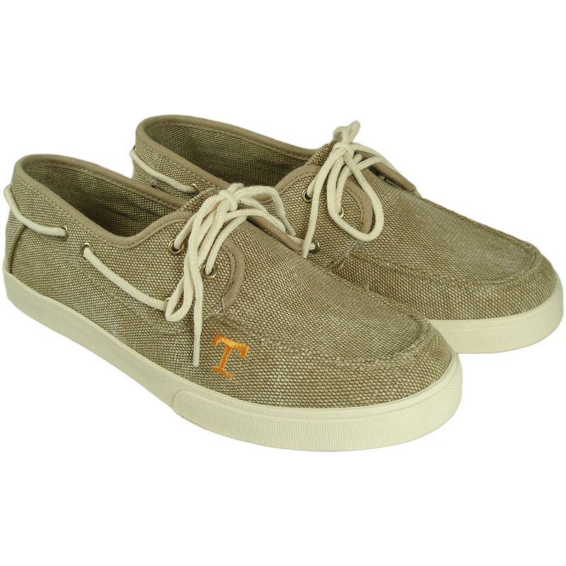 Men's Tennessee Volunteers Captain Boat Shoes