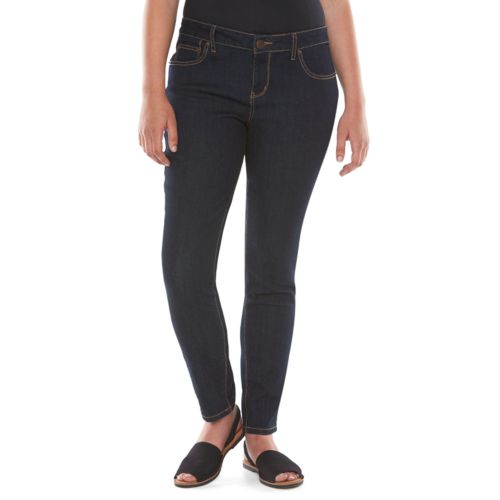 Juniors' Plus Size SO® Skinny Jeans