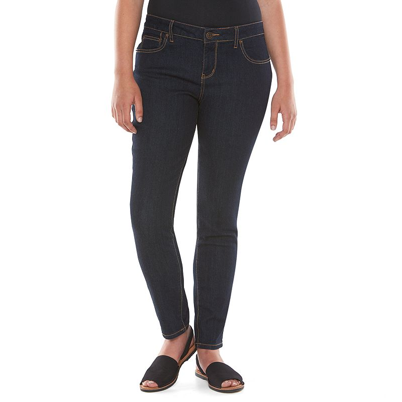 Juniors' Plus Size SO® Skinny Jeans