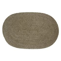Click here to buy Colonial Mills Easy Living Oval Rug -6 x 9.