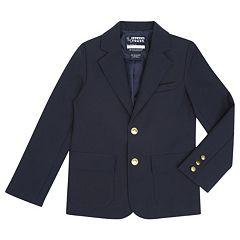 Boys 8-20 French Toast School Uniform Solid Blazer