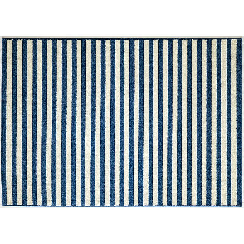 Momeni Baja Striped Indoor Outdoor Rug - 7'10'' x 10'10''