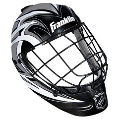 Franklin NHL Mini Hockey Goalie Equipment & Mask Set
