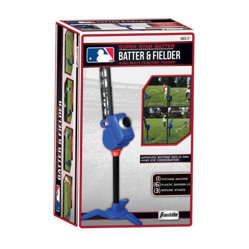 Franklin MLB Batter and Fielder 4-in-1 Multi-Function Trainer