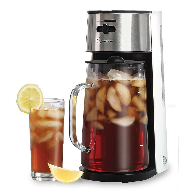 Iced Coffee Maker Kohl S : Capresso Iced Tea Maker