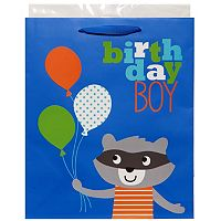 Carter's ''Birthday Boy'' Gift Bag with Tissue