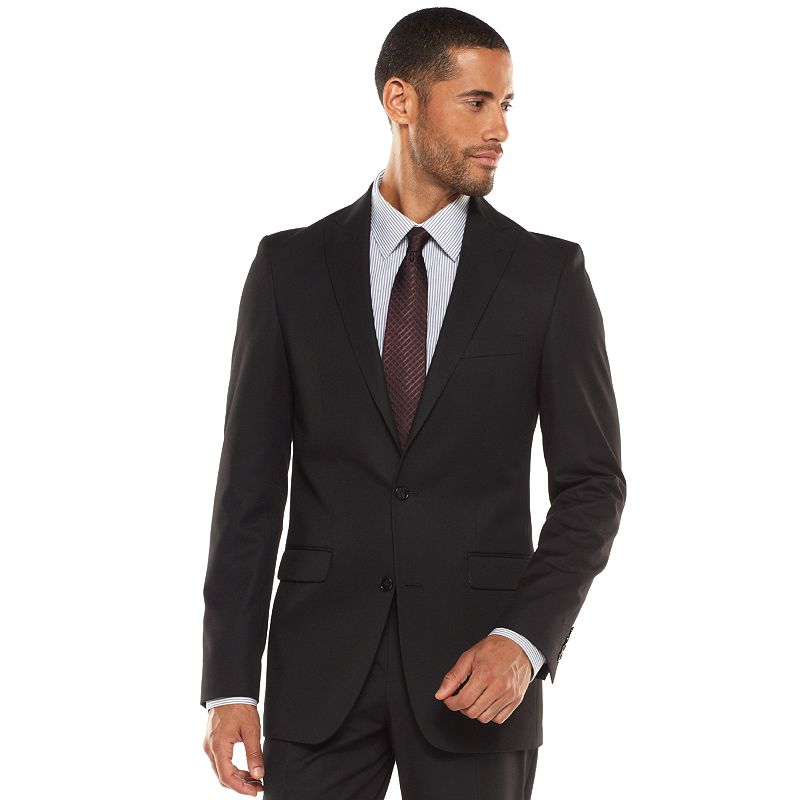 Men's Apt. 9® Extra-Slim Black Suit Jacket