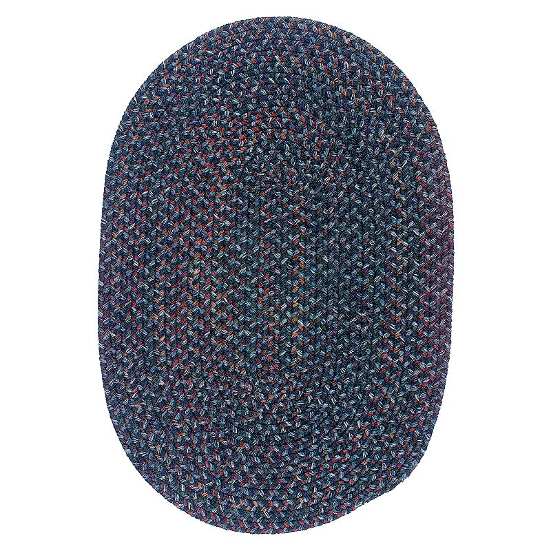 Colonial Mills Woolux Braided Oval 60 x 84 Rug