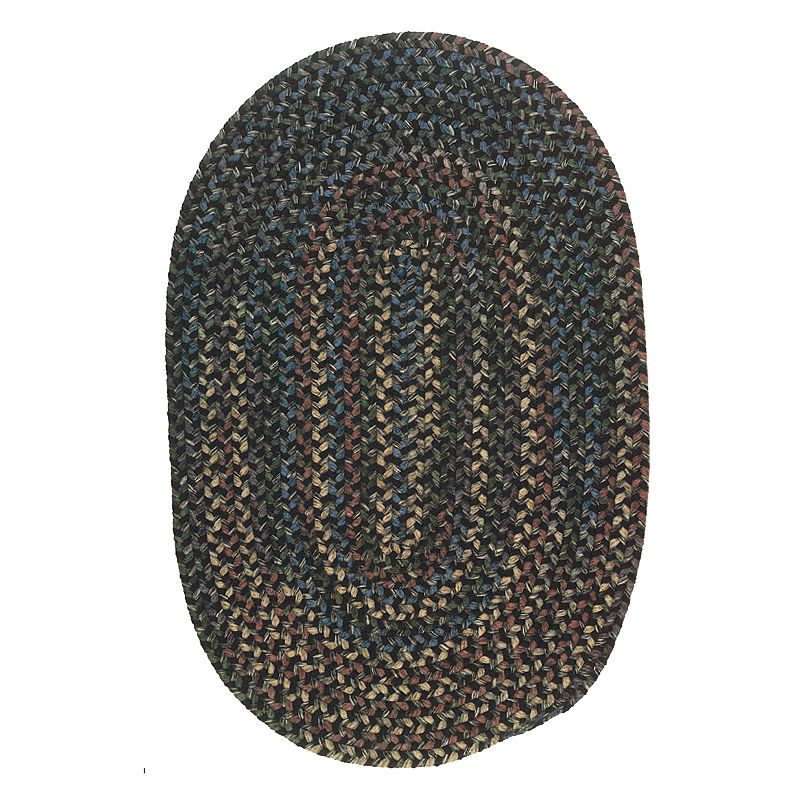 Colonial Mills Woolux Braided Oval 72 x 108 Rug