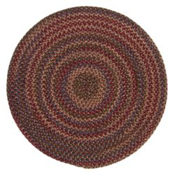 """Click here to buy Colonial Mills Woolux Braided Round 84"""" Rug."""