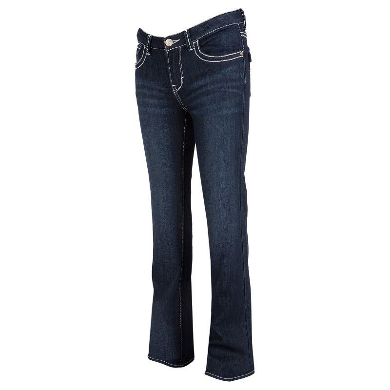 Girls' Plus Size Levi's Taylor Bootcut Jeans