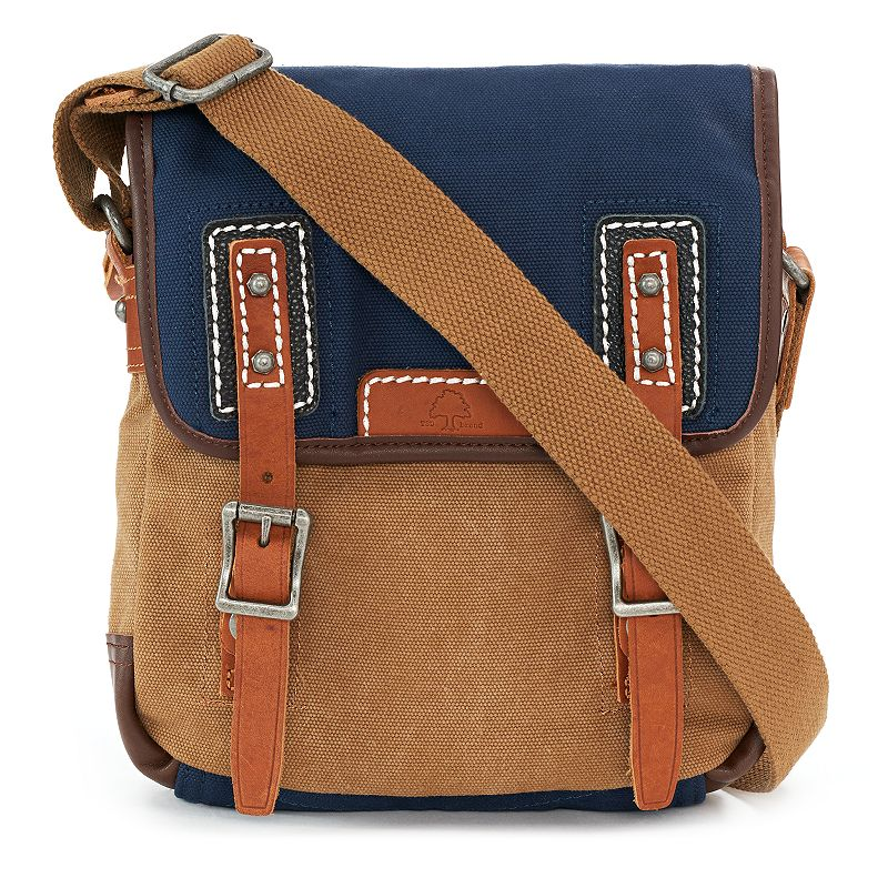 The Same Direction Red Woods Crossbody Bag