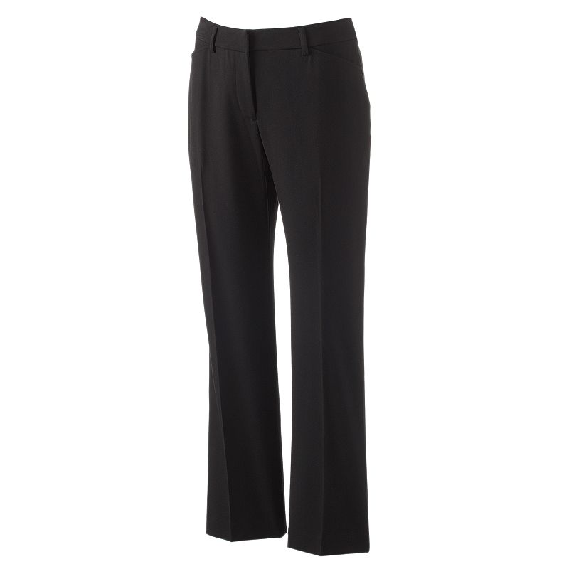 Petite Apt. 9® Classic Fit Dress Pants