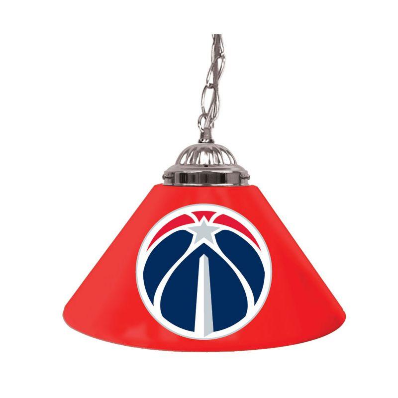 NBA NBA1200-WW Washington Wizards Single Shade Bar Lamp 95457996