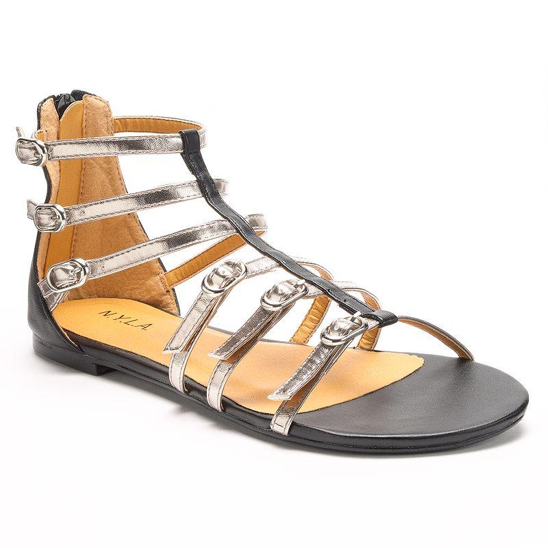 NYLA Azusa Women's Gladiator Sandals