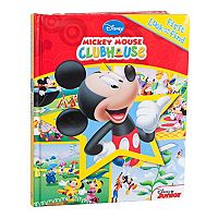 Disney Mickey Mouse Clubhouse Look and Find Book