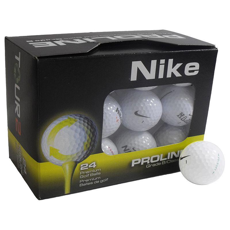 Nitro 24-pk. Nike Recycled Golf Balls, White