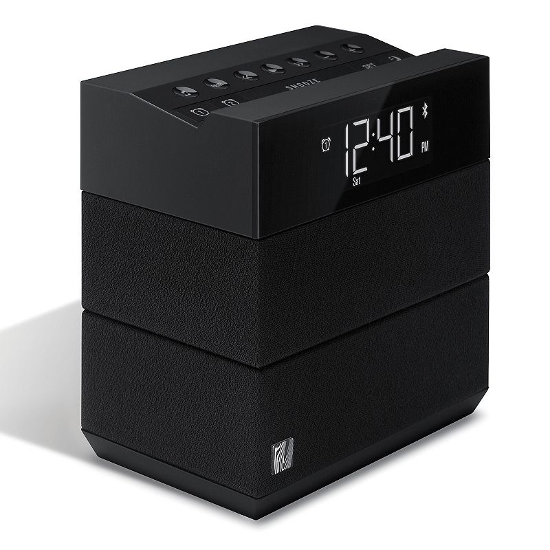 Soundfreaq Sound Rise Bluetooth Wireless Alarm Clock Speaker