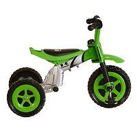 Kawasaki K10 10-in. Tricycle