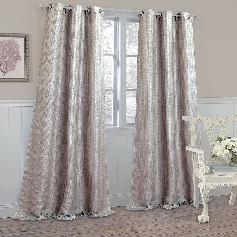 Woven Curtains Window Treatment