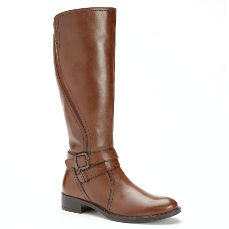 bussola style madrid leather boots