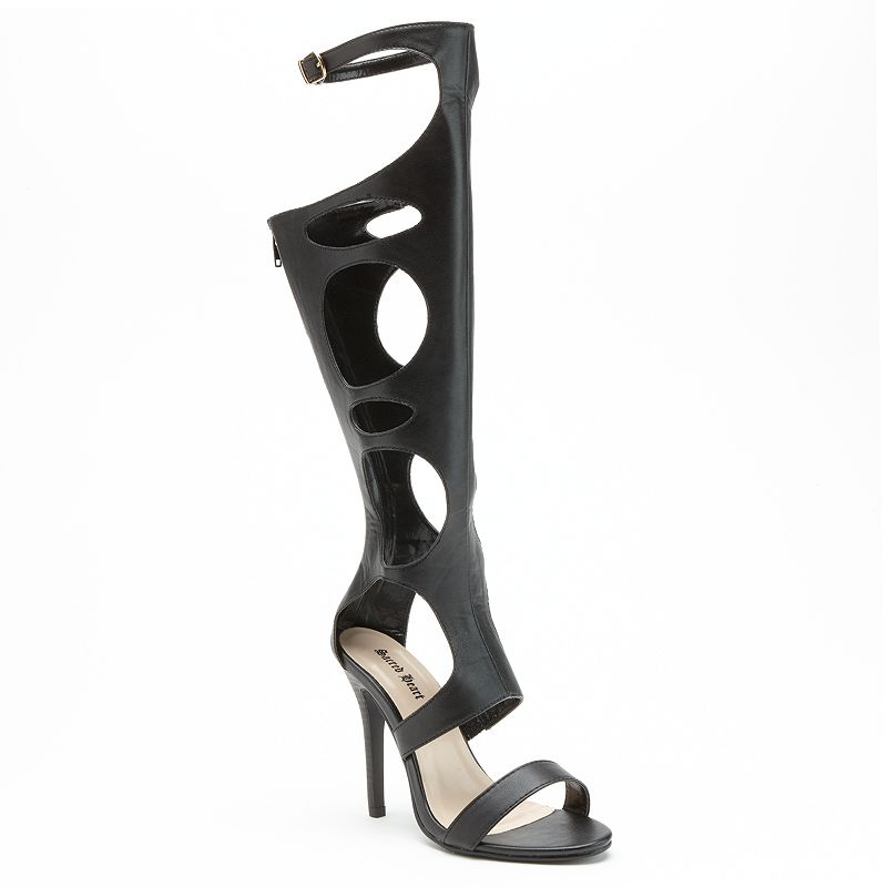 Sacred Heart Wintaur Women's Knee-High Dress Sandals