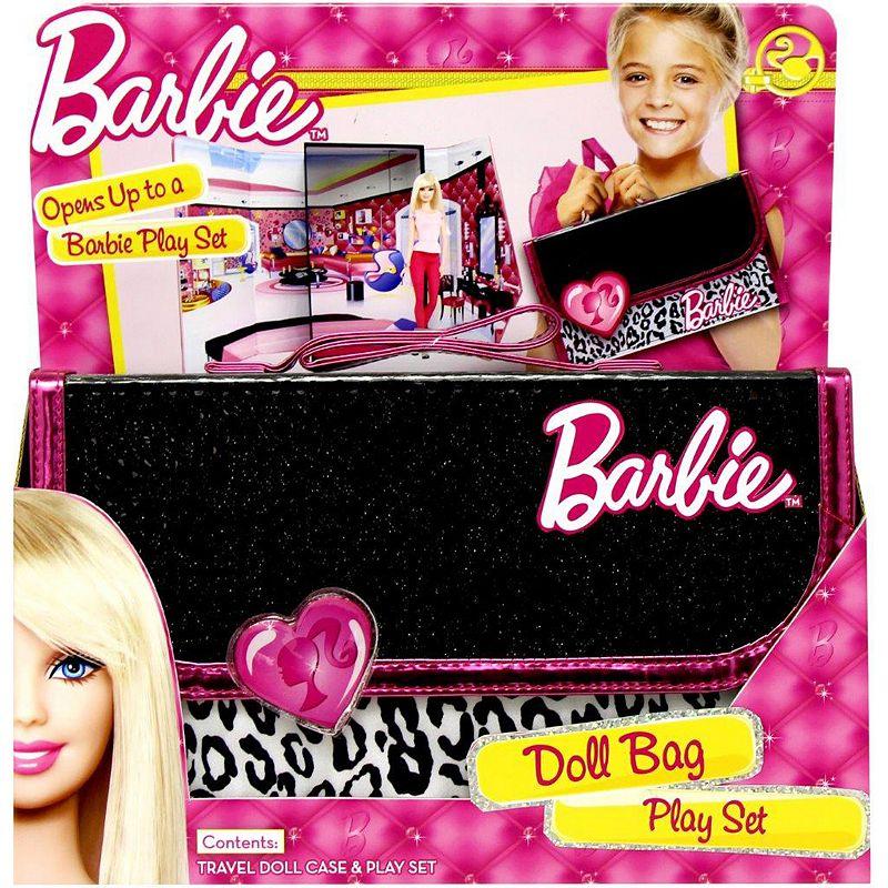 Barbie Doll Bag Play Set