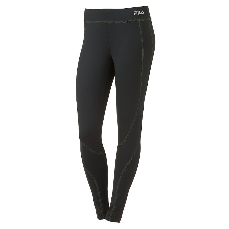 Plus Size FILA SPORT® Core Essentials Contour Running Leggings