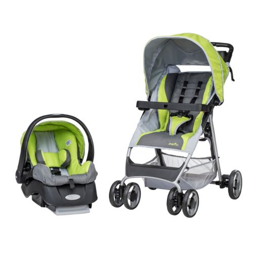 Evenflo FlexLite Stroller Travel System