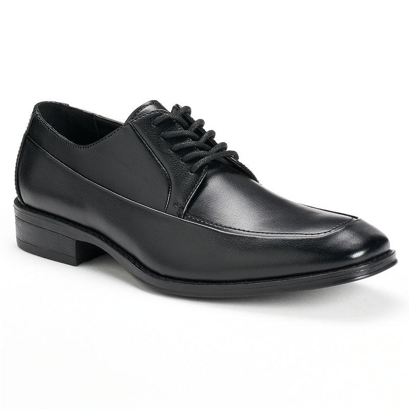 Apt. 9 ® Mens' Oxford Almond-Toe Dress Shoes