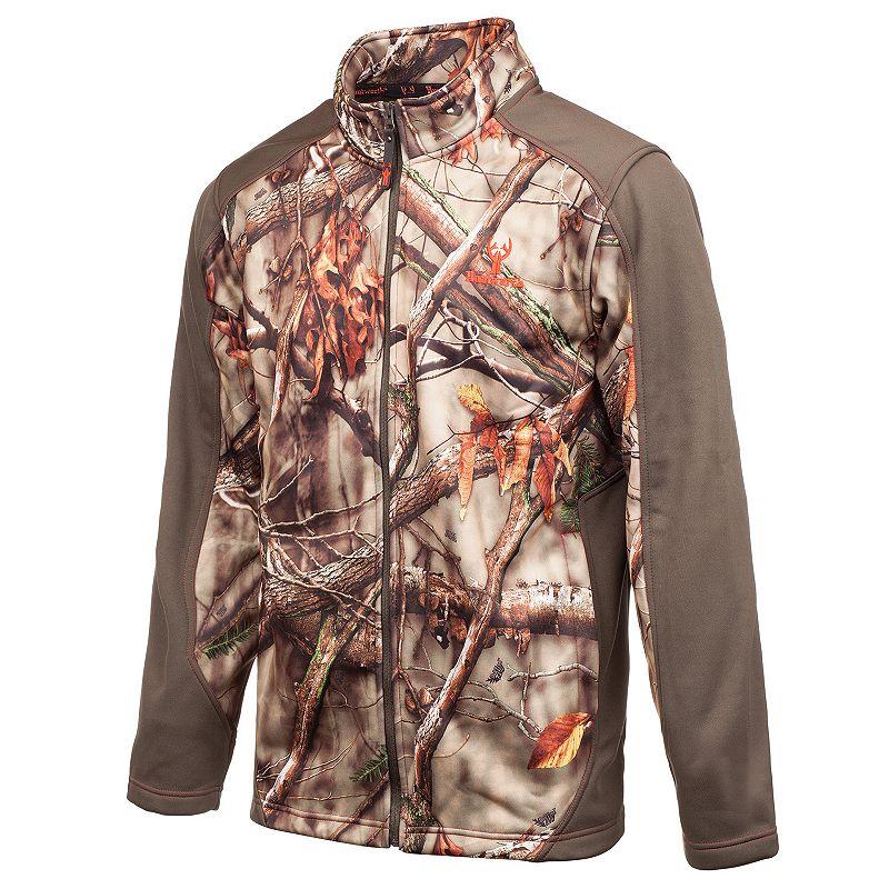 Men's Huntworth Camo Softshell Jacket