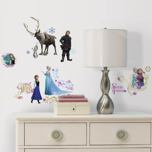 Disney Frozen Peel & Stick Wall Stickers