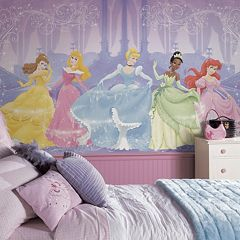 Disney Perfect Princess Wallpaper Mural by
