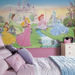 Disney Dancing Princess Wallpaper Mural by