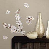 Dogwood Branch Peel & Stick Wall Stickers