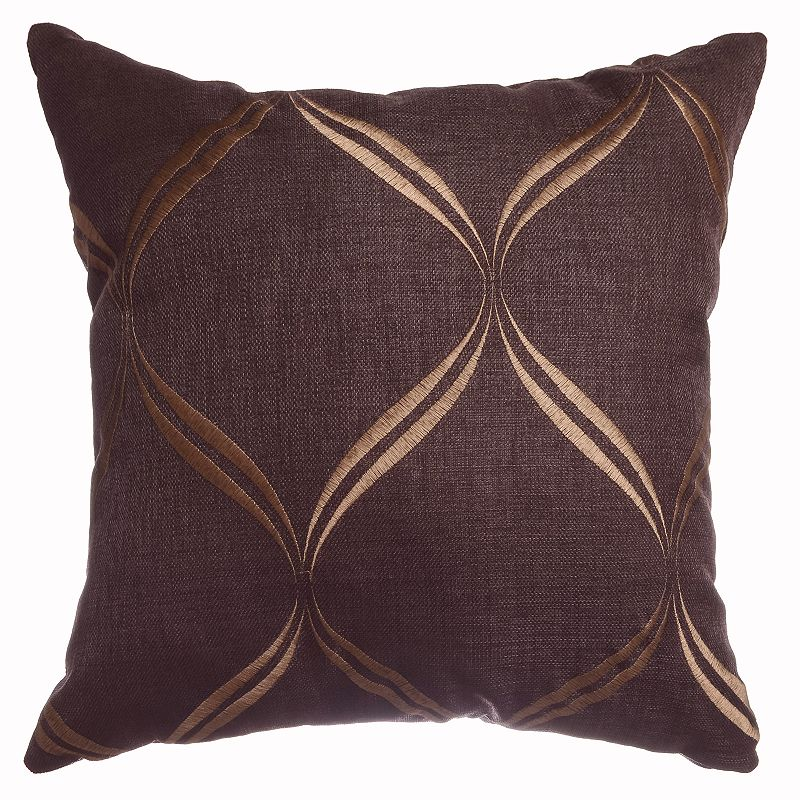 Softline Luanne Feather and Down Decorative Pillow